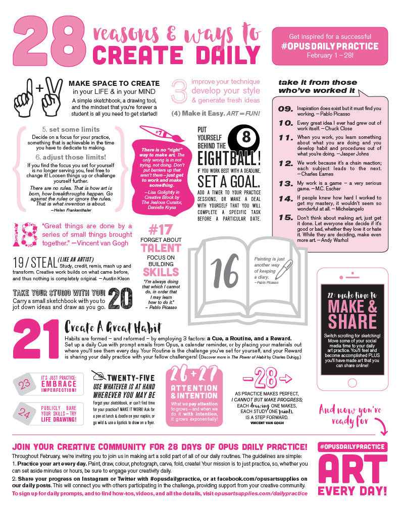 28 Reasons and Ways to Create Daily poster preview