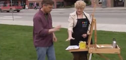 The Fundamentals of Plein Air Painting Video Link